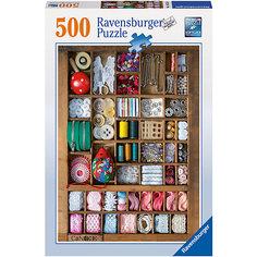 Пазл «Шкатулка для рукоделия» 500 шт Ravensburger