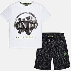 Комплект:Футболка,шорты Mayoral для мальчика