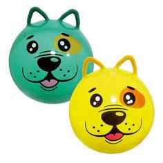 "Мяч - прыгун с ушками Moby Kids  ""Щенок"", 45 см"