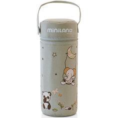 "Термо-сумка для бутылочек Miniland ""Soft"", 330 мл"
