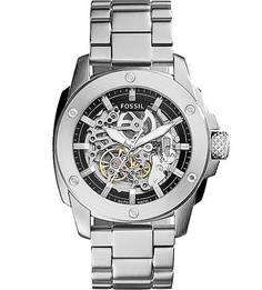 Часы с подсветкой и влагозащитой Fossil