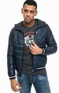 Двусторонняя куртка с капюшоном Tom Tailor Denim