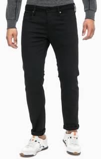 Черные брюки из денима на болтах G Star RAW