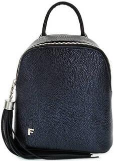 Маленький кожаный рюкзак с тонкими лямками Fiato