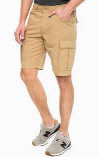 Хлопковые шорты с карманами Napapijri