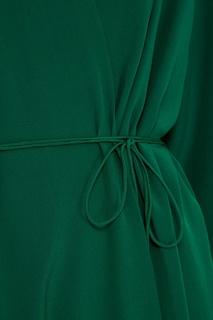 Шелковое платье с запахом Stella Mc Cartney
