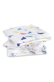 Набор пеленок с яркими цветными принтами Aden+Anais