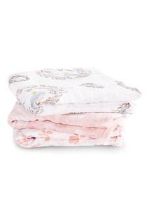 Хлопковые пеленки с принтом Aden+Anais
