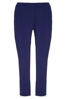 Синие свободные брюки Stella Mc Cartney