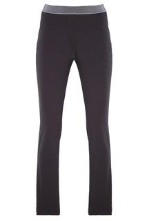 Черные брюки из хлопка Lorena Antoniazzi
