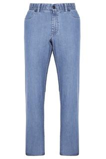 Голубые джинсы Brioni