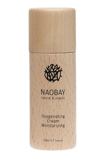 Кислородный увлажняющий крем / Oxygenating Moisturizing Cream, 50 ml Naobay