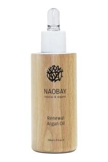 Восстанавливающее аргановое масло / Renewal Argan Oil, 30 ml Naobay