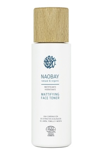 Матирующий тоник для лица / Mattifying Face Toner, 200 ml Naobay