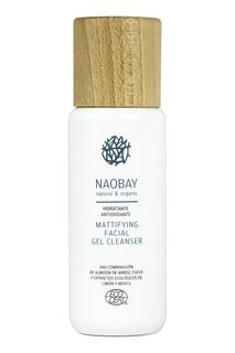 Матирующий очищающий гель для лица / Mattifying Facial Gel Cleanser, 200 ml Naobay