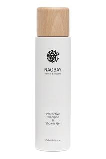 Защитный шампунь и гель для душа 2 в 1 / Protective Shampoo & Shower Gel 2 in 1, 250 ml Naobay