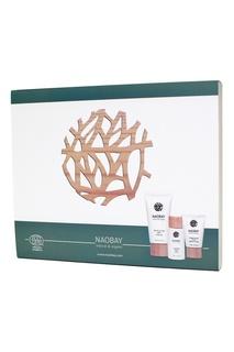 Набор для чувствительной кожи / Multi Sensitive Set, (30 ml + 100 ml + 50 ml) Naobay
