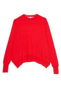 Красный шерстяной джемпер Stella Mc Cartney
