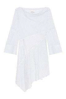 Асимметричное платье в полоску 3.1 Phillip Lim