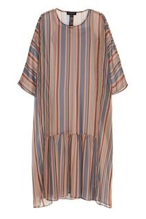 Платье в полоску Cyrille Gassiline Base