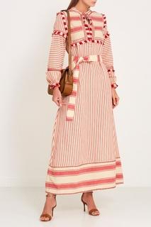 Хлопковое платье Emanuelle Dodo Bar Or