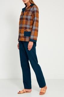 Фланелевая пижама с брюками Primrose