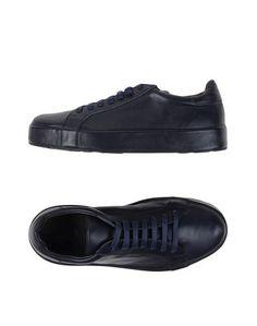 Низкие кеды и кроссовки Jil Sander