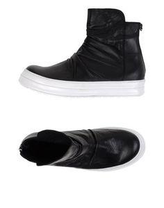 Высокие кеды и кроссовки Savio Barbato