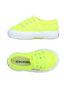 Низкие кеды и кроссовки Superga