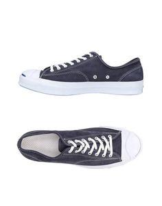 Низкие кеды и кроссовки Converse Jack Purcell