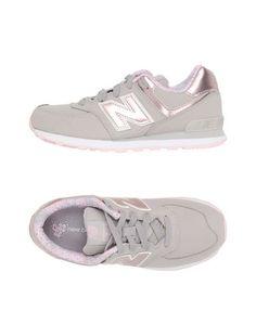 Низкие кеды и кроссовки New Balance