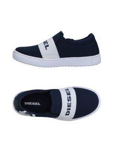 Низкие кеды и кроссовки Diesel