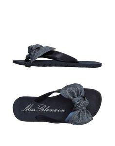 Вьетнамки Miss Blumarine
