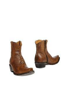 Полусапоги и высокие ботинки Mexicana