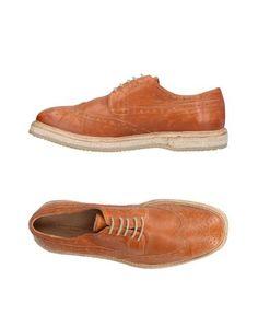 Обувь на шнурках Paolo Pecora