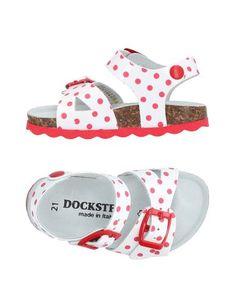 Сандалии Docksteps