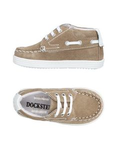 Низкие кеды и кроссовки Docksteps