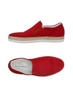 Низкие кеды и кроссовки Harmont&Blaine