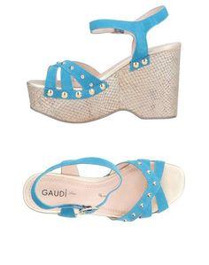 Сандалии Gaudi
