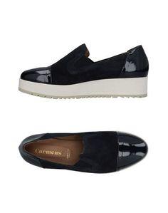 Низкие кеды и кроссовки Carmens