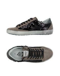 Низкие кеды и кроссовки Quattrobarradodici