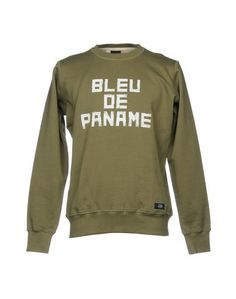 Толстовка Bleu De Paname