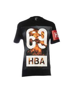 Футболка HBA Hood BY AIR