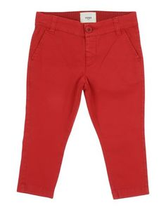 Повседневные брюки Fendi