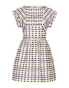 Короткое платье Olympia Le Tan