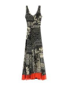 Длинное платье Fuzzi