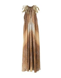 Длинное платье Plein SUD PAR FayҪal Amor