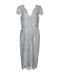 Платье длиной 3/4 Marchesa Notte