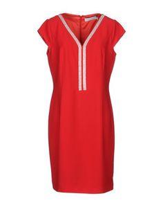 Платье до колена Luis Civit