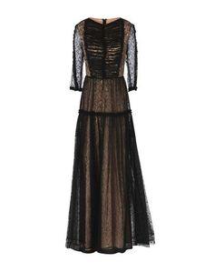 Длинное платье Isabel Garcia